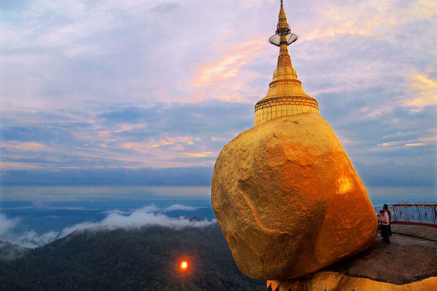 Myanmar Lifetime Adventure – 15 Days