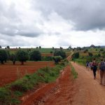 trekking through the mesmerizing landscape of kalaw