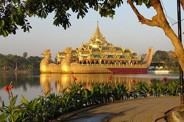 Best of Yangon & Thanlyin Sightseeing Tour – 4 Days