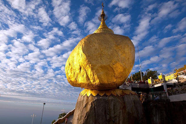 Myanmar tour packages 4 days