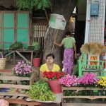 Nyaung U Market in Bagan