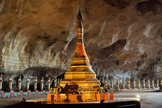 Sadan Cave in hpa an