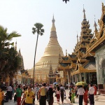 Shwedagon Pagoda in Yangon tour