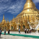 Shwedagon Pagoda-one of the greatest Buddhist pagoda in the world