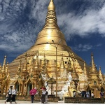 Shwedagon Pagoda-the manificent landmark of Yangon
