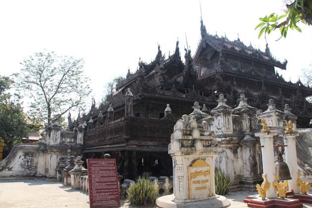 Shwenadaw Monastery