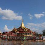 phaungdawoo pagoda - myanmar tour 5 days
