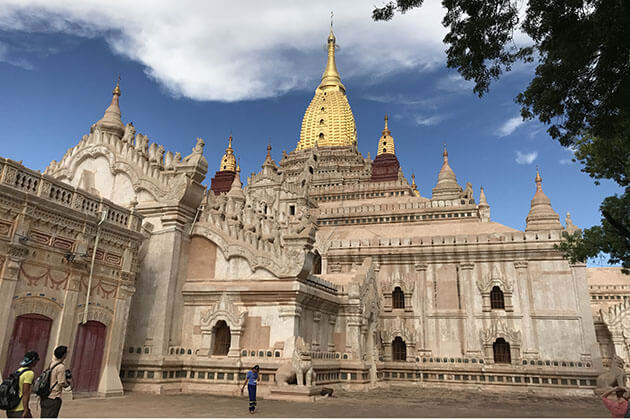 Ananda-Temple-Myanmar-tour-7-days
