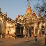 Ananda-temple Bagan