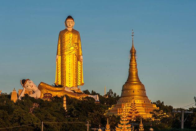 Taste of Bagan & Monywa – 2 Days