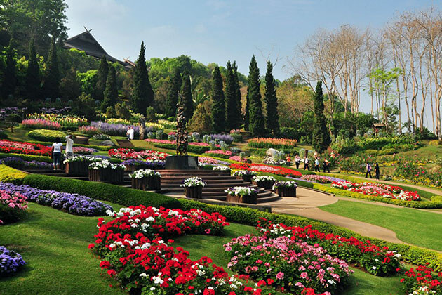 Botanical Garden Mae Fah Luang