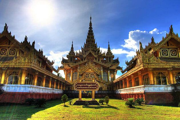 KanbawzaThardi palace