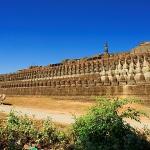 Mahabandola Monastery-a fantastic construction like a museum