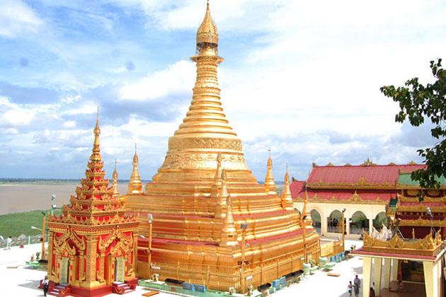 Mya Tha Lun Pagoda