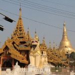 Myanmar tour 17 days from Yangon with a visit to the Shwedagon Pagoda
