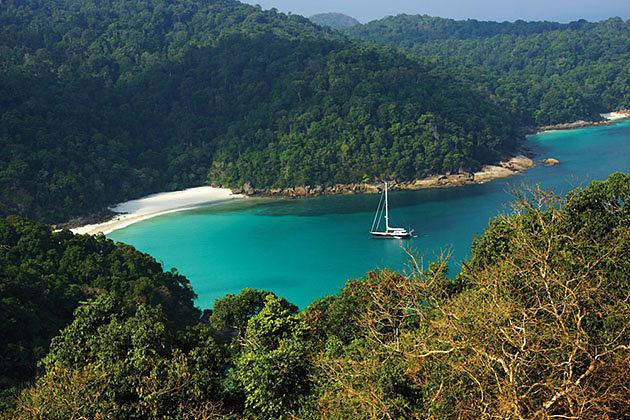Myeik Archipelago-a stunning attraction in Myanmar Thailand tour package