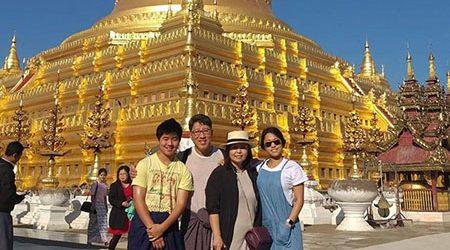 Serene Myanmar Family Trip