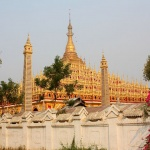 THANBODDHAY PAGODA is one of the must see attractions in Monywa
