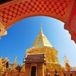 Wat Phra Doi Suthep-the most sacred temple in Chiang Mai