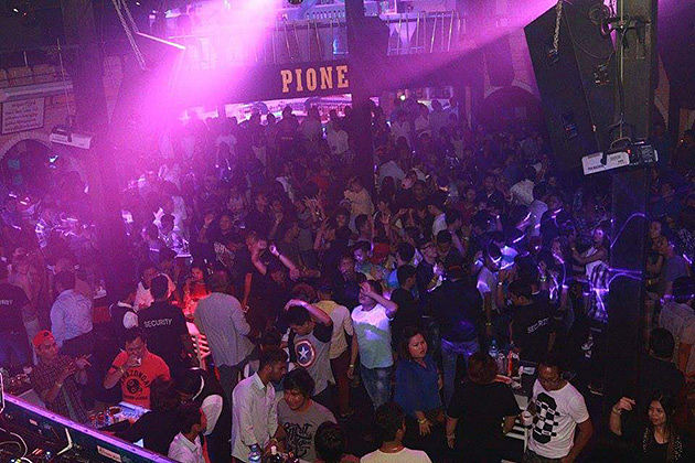 Yangon nightlife is an ideal time to get a girl for a happy night