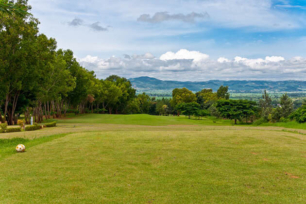 Aye Thar Yar Golf Resort - an ideal golf course for Myanmar golf tours