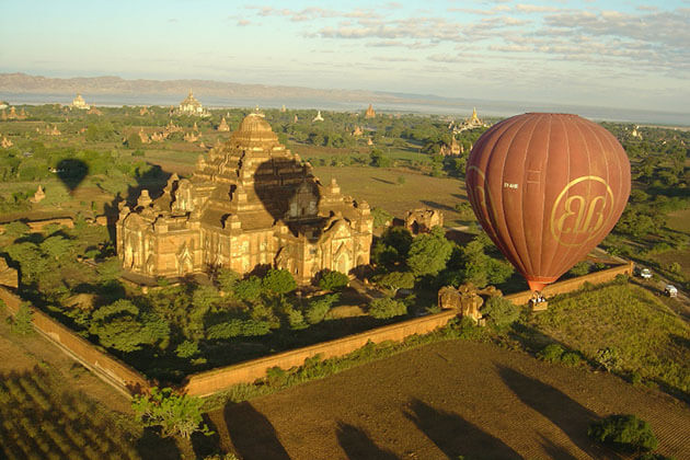 Enchanting Myanmar with Irrawaddy River Cruise – 10 Days