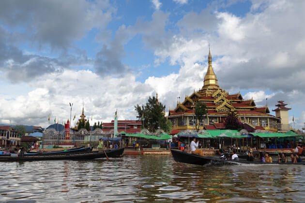 Inle Lake travel guide-best-time-to-visit-Inle-Lake