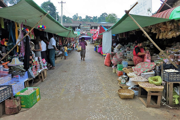 Kalaw market-kalaw attractions