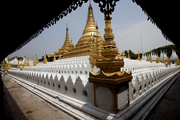 Lifetime River Cruise in Myanmar – 14 Days