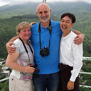 Myanmar Tours' Guide