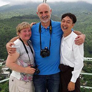 Myanmar Tours' Guide