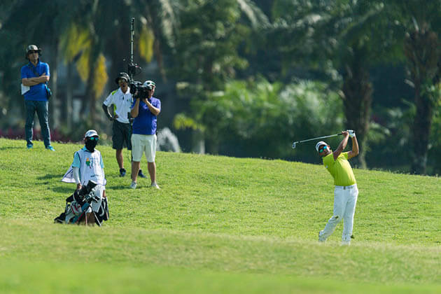 Pun Hlaing Golf Club-ideal golf course for Myanmar golf tours