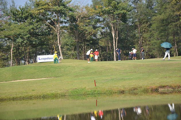 Royal Mingalardon Golf and Country Club-one of the best Myanmar golf courses that meets international standard