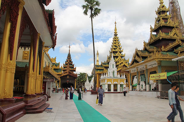 Yangon Golf Tour & Cultural Exploration – 5 Days