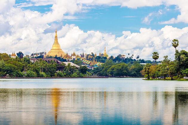 Yangon tours in dry season