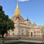 ananda temple-the architectural masterpiece of Bagan