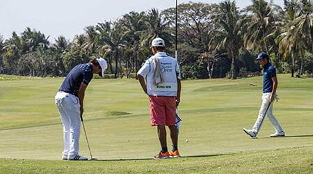 best of myanmar golf tour