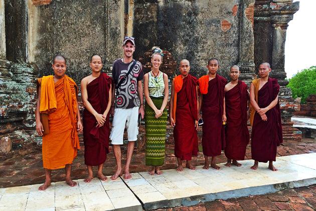 engage with bagan-people in bagan-tours