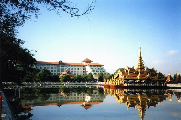 mandalay city scenery-mandalay tour packages