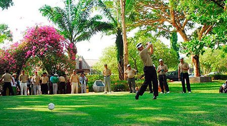 myanmar golf tour package