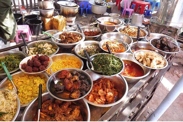 savor mandalay street food in Mandalay trips