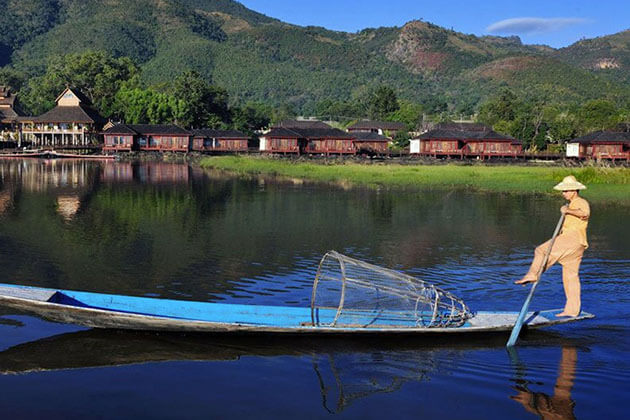 Myanmar 10 day itinerary in Inle Lake