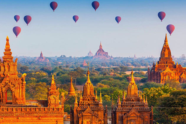 bagan-highlight of myanmar itinerary 10 days