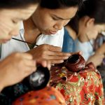 bagan lacquerware workshops
