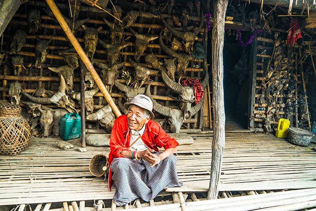 chin state trekking-myanmar trekking tours