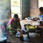 enjoy a traditional meal in a local house in kalaw