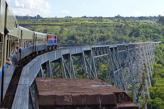 hsipaw train ride
