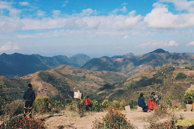 kalaw hill town