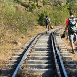 kalaw railway station trek