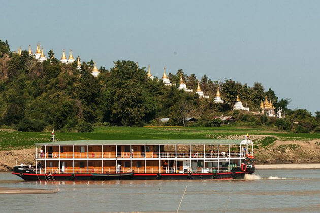 Pandaw Plans to Launch a New Vessel in Myanmar
